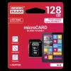 GOODRAM M1AA-1280R11 :: 128 GB MicroSDXC карта с адаптер, Class 10, UHS-1