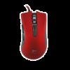 WHITE SHARK GM-1601R :: Геймърска мишка Spartacus, 4800dpi, червена