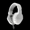 WHITE SHARK GHS-1641 :: Геймърски слушалки Panther, бели