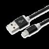 SBOX IPH7-B :: Кабел за данни USB към Lightning, 1.5 м, черен