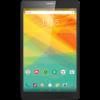 Prestigio Wize 3418 4G, 8''(800*1280)IPS display, Single SIM, Android 6.0, up to 1.1GHz 64-bit quad core, 1GB DDR, 8GB Flash, 0.3MP Front + 2.0MP rear camera, 4200mAh battery, color/Black