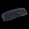 WHITE SHARK GK-1624 :: Gaming keyboard Viking, Metal base