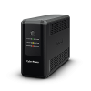 CyberPower UT650EG :: UT Series UPS устройство, 650VA, Шуко x 3, RJ-45