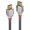 LINDY 37869 :: High Speed HDMI Cable, Cromo Line, 4K, 60Hz, 30 AWG, 0.3m