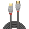 LINDY 37876 :: Кабел HDMI 2.0 Cromo Line, 4K, 60Hz, 24 AWG, 10m