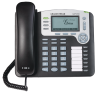 GRANDSTREAM GXP2100 :: VoIP телефон с 4 линии, 7 BLF бутона, G.722 HD Wideband звук