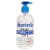 UMBRELLA UMBR-500 :: Гел за дезинфекция на ръце, 72.8%, бързосъхнещ, 500 мл