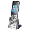 """GRANDSTREAM DP730 :: DECT безжичен VoIP телефон, 400 м, Full HD звук, 2.4"""" цветен дисплей"""