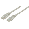 ROLINE S1400-250 :: UTP Patch кабел Cat.5e, 0.5 м, бежов цвят