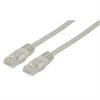 ROLINE S1410-40 :: UTP Patch кабел Cat.5e, 10.0 м, бежов цвят