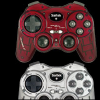Saitek PP23r :: Геймпад P580 Color Rumble Pad, червен