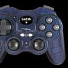 Saitek PP23b :: Геймпад P580 Color Rumble Pad, син