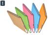 TECHGIANT SC01-Navy :: Sticky Case предпазен калъф за iPad2, мастиленосин цвят