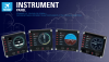 Saitek PZ46 :: Контролер Pro Flight Instrument Panel