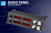 Saitek PZ69 :: Контролер Pro Flight Radio Panel