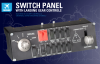 Saitek PZ55 :: Контролер Pro Flight Switch Panel
