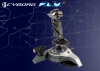 Saitek F.L.Y. 5 Flight Stick :: Джойстик Cyborg F.L.Y. 5 Flight Stick